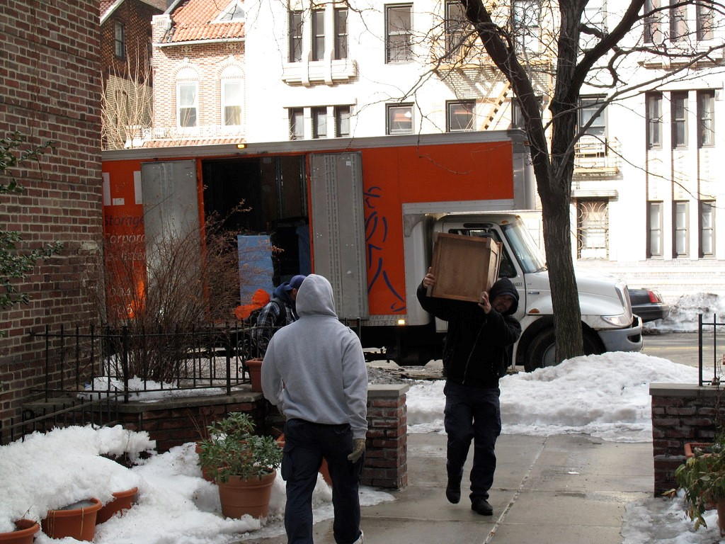 5 Moving Tips in the Cold, Chilly Season